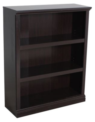 Sauder Select 3 Shelf Short Bookcase