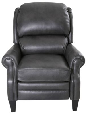 Smith Brothers 235 Collection 100% Leather Recliner