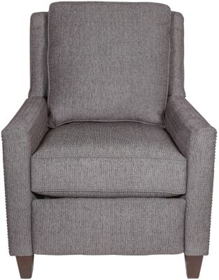 Smith Brothers 501 Collection High-Leg Power Recliner