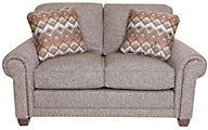 Smith Brothers 393 Collection Loveseat