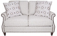 Smith Brothers 241 Collection Loveseat