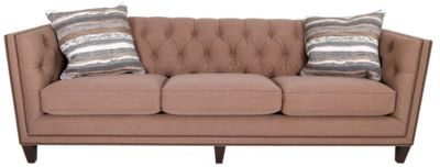Smith Brothers 243 Collection Large Chesterfield Sofa