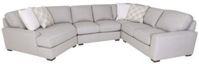 Smith Brothers 8000 Collection 3-Piece Sectional