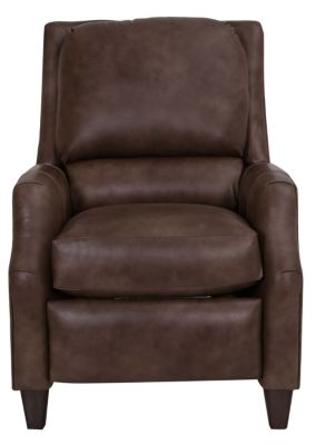 Smith Brothers 722 Collection 100% Leather Recliner