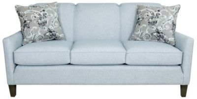 Smith Brothers 248 Collection Mid-Size Sofa