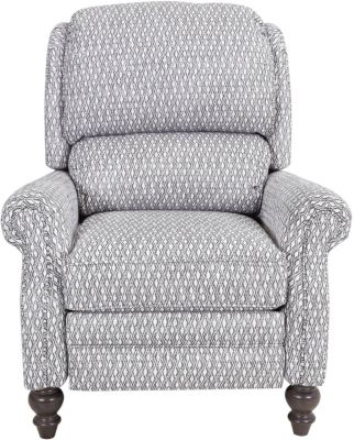 Smith Brothers 705 Collection High-Leg Recliner