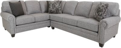 Smith Brothers 5000 Collection 2-Piece Sectional