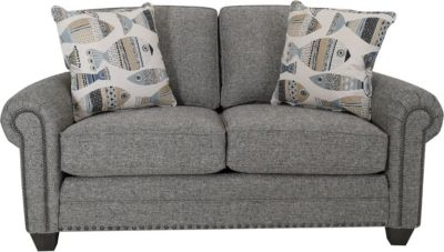 Smith Brothers 235 Collection Loveseat
