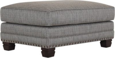 Smith Brothers 393 Collection Ottoman and 1/2