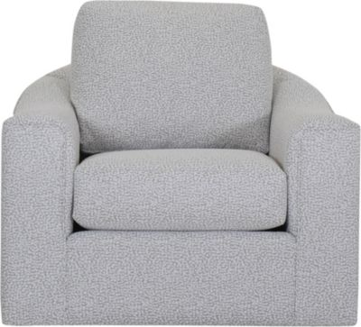 Smith Brothers 259 Collection Swivel Chair