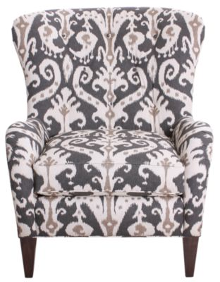 Smith Brothers 502 Collection Wing Back Chair