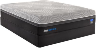 Sealy Hybrid Performance Copper Plush Mattress