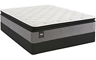 Sealy Essentials Fritz Plush Pillow Top Mattress