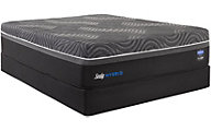 Sealy Hybrid Premium Silver Firm Mattress