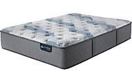 Serta Mattress Blue Fusion 200 Plush Mattress