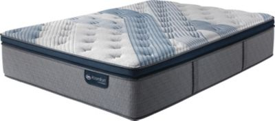 Serta Mattress Blue Fusion 1000 Firm Pillow Top Mattress