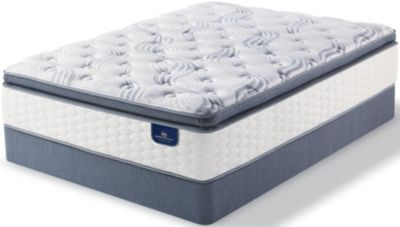 Serta Mattress Perfect Sleeper Kirkville Plush Pillow Top Collection