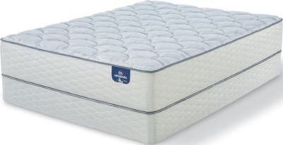 Serta Mattress Sertapedic Sanborn Plush Mattress Collection