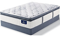 Serta Mattress Perfect Sleeper Sedgewick Plush Pillow Top Collection