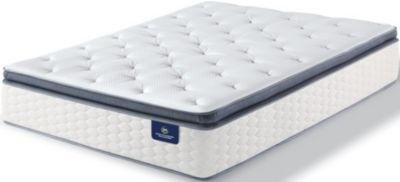 Serta Mattress Special Edition Plush Pillow Top Mattress