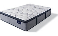 Serta Mattress Trelleburg Plush Pillow Top Mattress