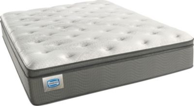 Simmons Beautyrest Pillow Top Cartridge Queen Mattress