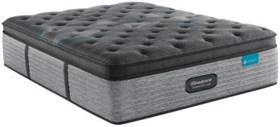 Simmons Beautyrest Harmony Lux Diamond Plush Pillow Top Mattress