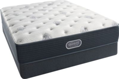 Simmons Beautyrest Silver Sand Dollar Plush Mattress