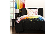 Sis Covers Cosmic Burst 2-Piece Twin Comforter Set