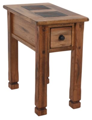 Sunny Designs Sedona Chairside Table