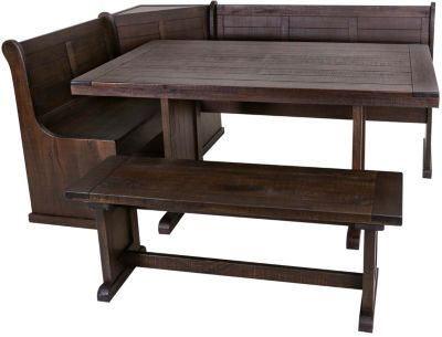Sunny Designs Homestead 5-Piece Dining Nook Set