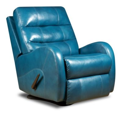 Southern Motion Krypto Leather Rocker Recliner