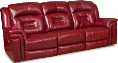 Southern Motion Avatar Leather Power Reclining Sofa