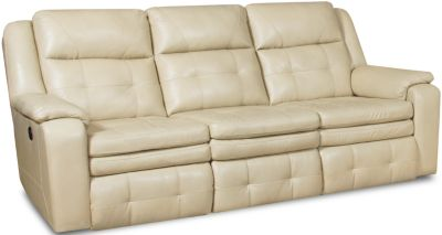 Southern Motion Inspire Leather Power Reclining Sofa