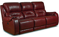 Southern Motion Sting Leather Reclining Sofa