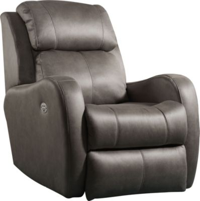 Southern Motion Siri Gray Power Rocker Recliner