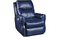 Southern Motion Fame Leather Power Wall Recliner