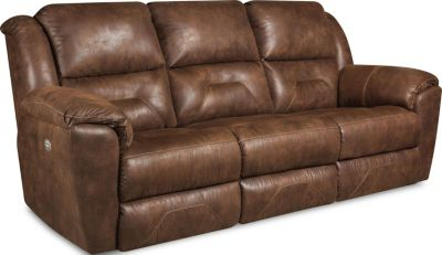 Southern Motion Pandora Power Recline Sofa with Power Headrest