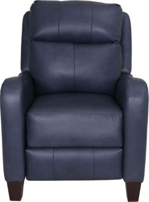 Southern Motion Prestige Leather Hi-Leg Recliner w/Power Headrest