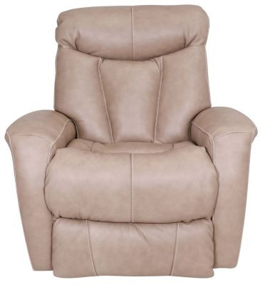 Southern Motion Regal Leather Recliner with Power Headrest