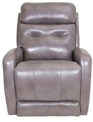 Southern Motion Bank Shot Leather Rocker Recliner