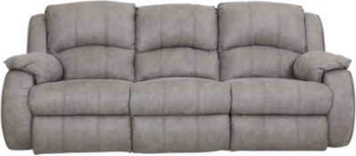Southern Motion Cagney Nickel Power Headrest Sofa