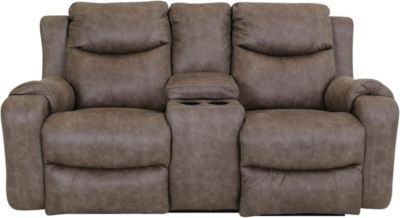 Southern Motion 881 Marvel Power Headrest Loveseat