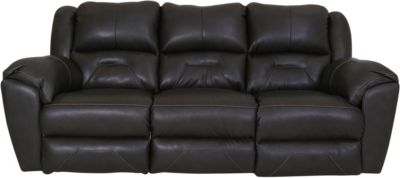 Southern Motion Pandora Leather Reclining Sofa