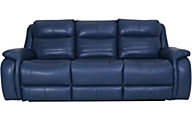Southern Motion Essex Leather Reclining Sofa