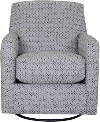 Southern Motion Flash Dance Swivel Chair