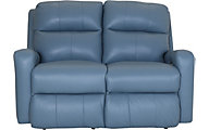 Southern Motion Metro Leather Power Motion Loveseat