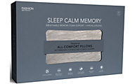 Fashion Bed Group Sleep Calm Memory Foam King Pillow