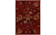 Sphinx Sedona Red 5' X 8' Rug