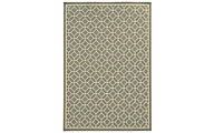 Sphinx Riviera Neutral 8' X 10' Outdoor Rug